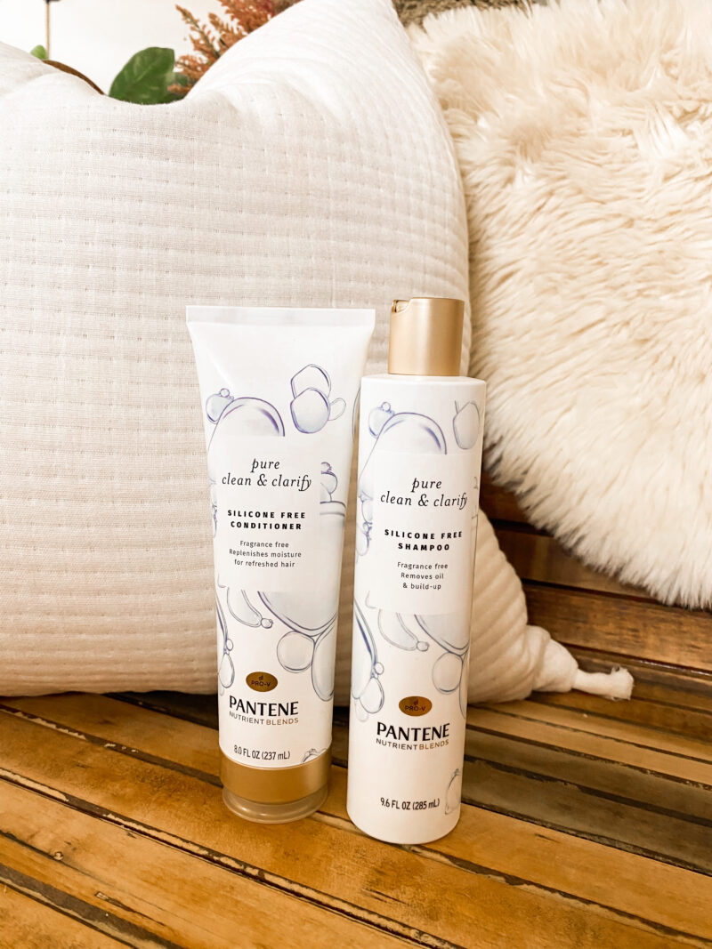 SUMMER HAIRCARE ROUTINE WITH PANTENE